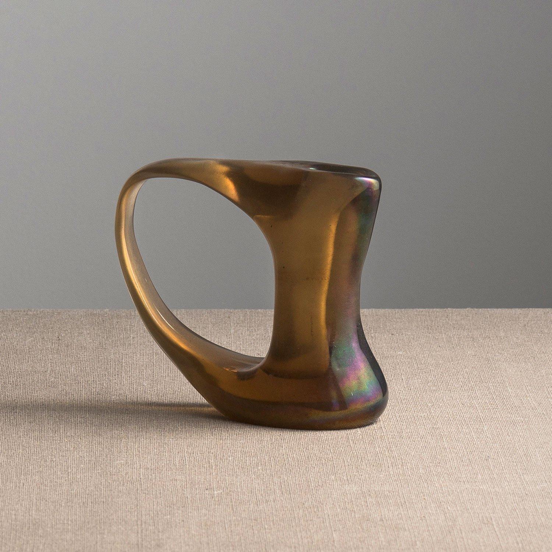 Ansa volante Murano glass vase |                                  Giorgio Ferro