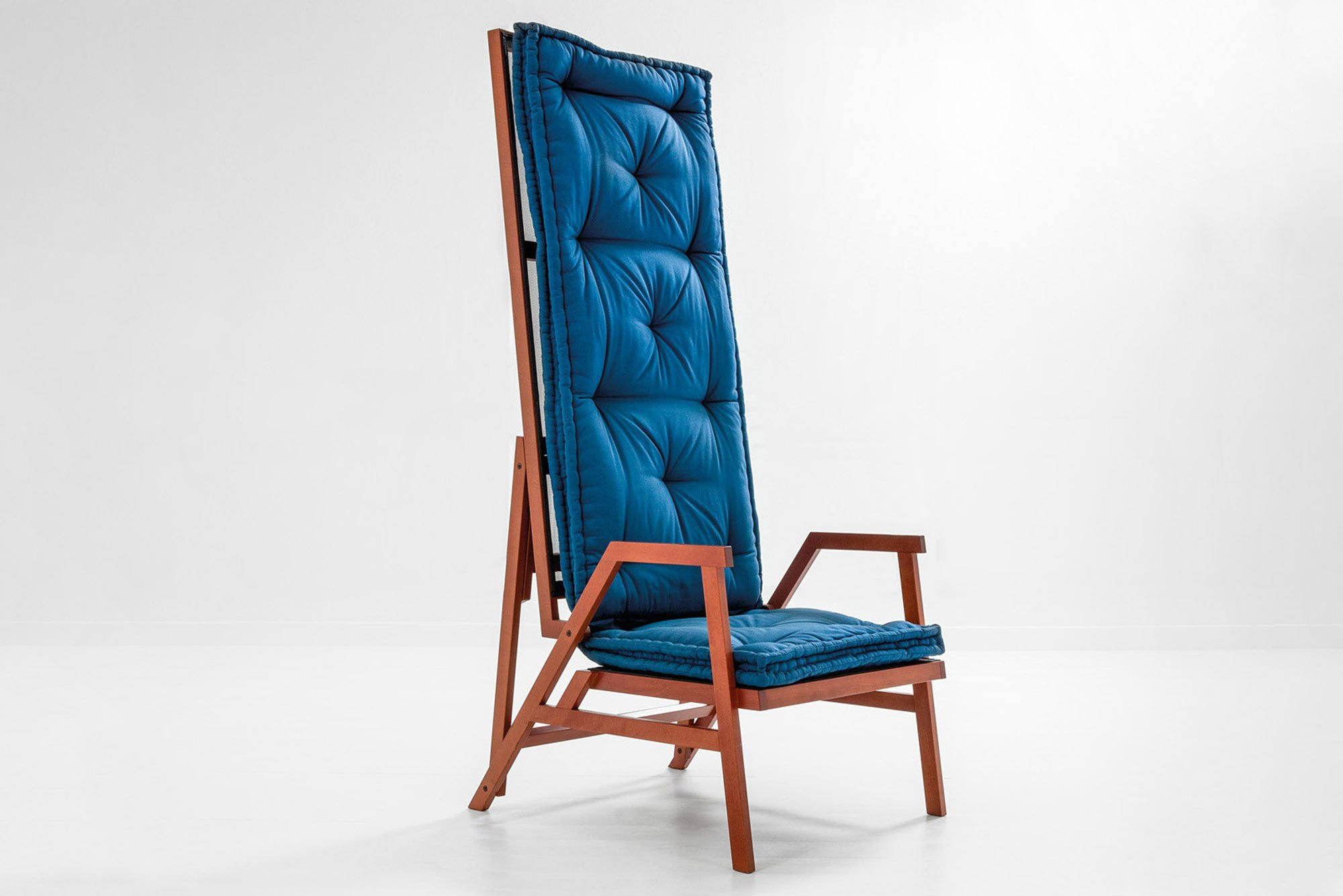 Armchair-bed model Polet