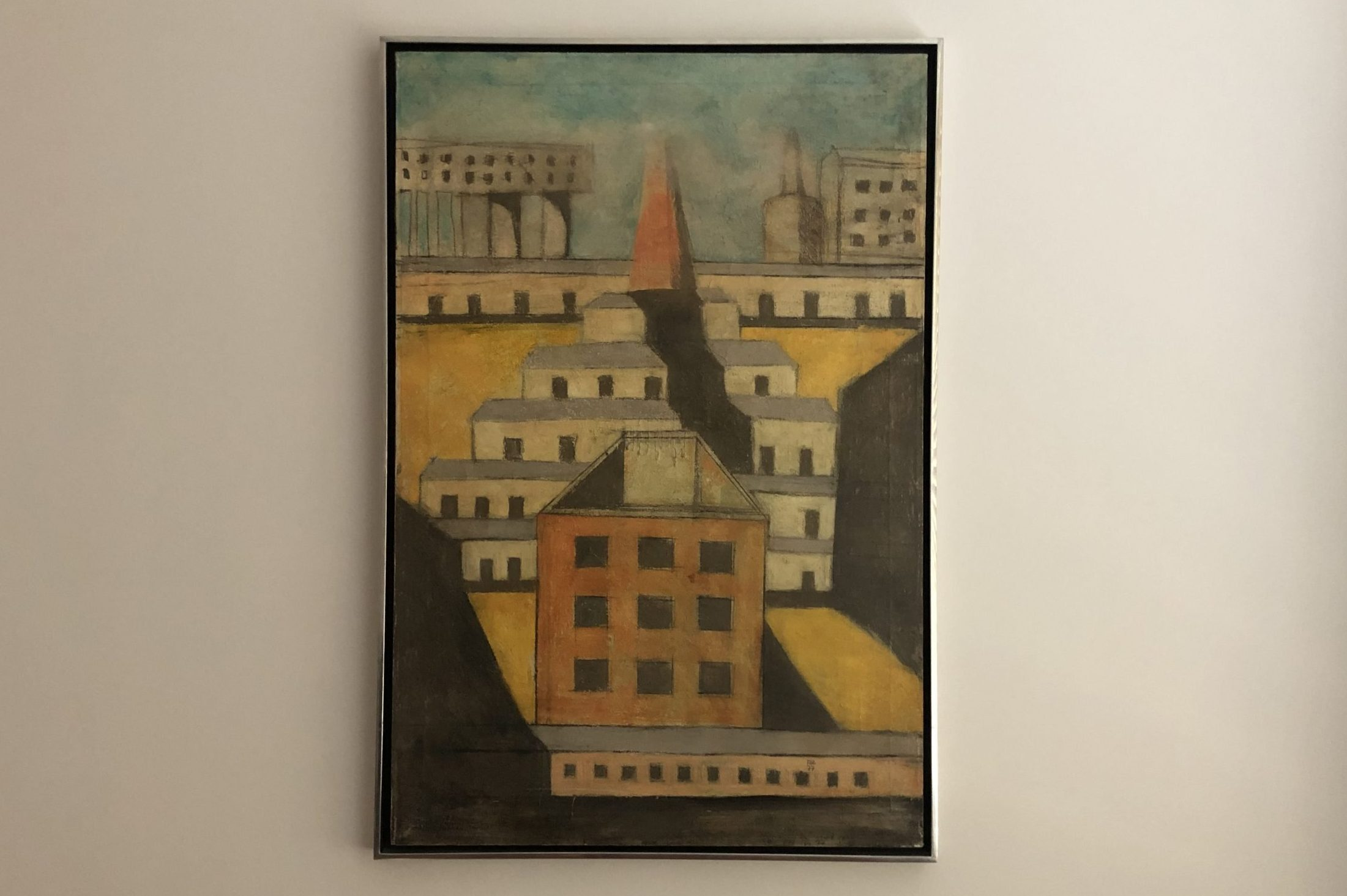 Aldo Rossi |                              The Great Factory in Modena