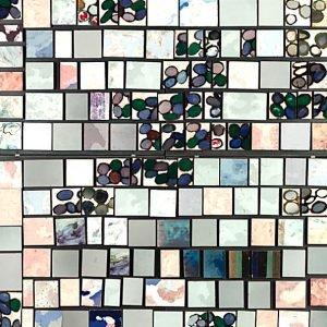 Square picture of Fausto Melotti tiles