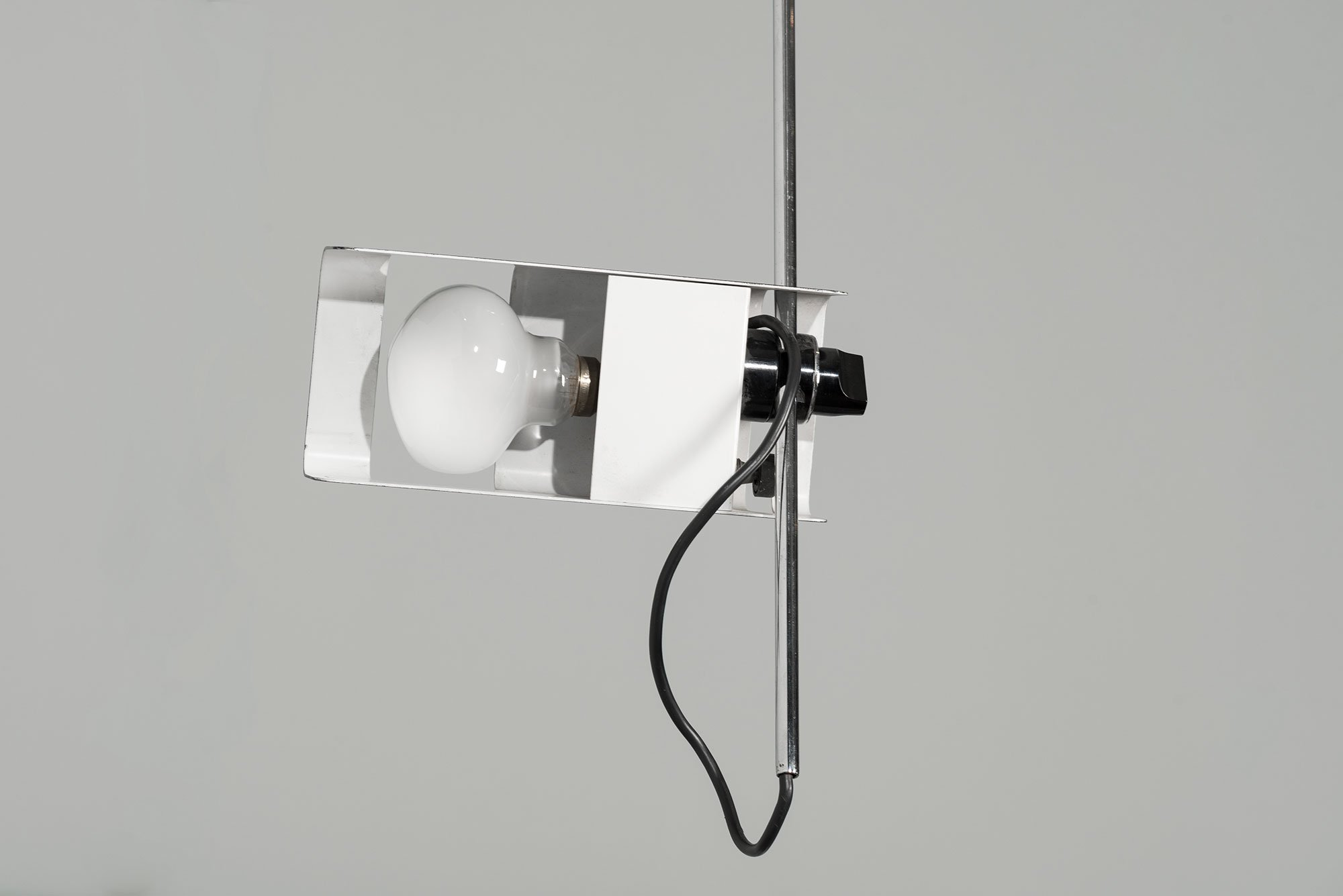 Joe Colombo  |   Ceiling light from the Spider series