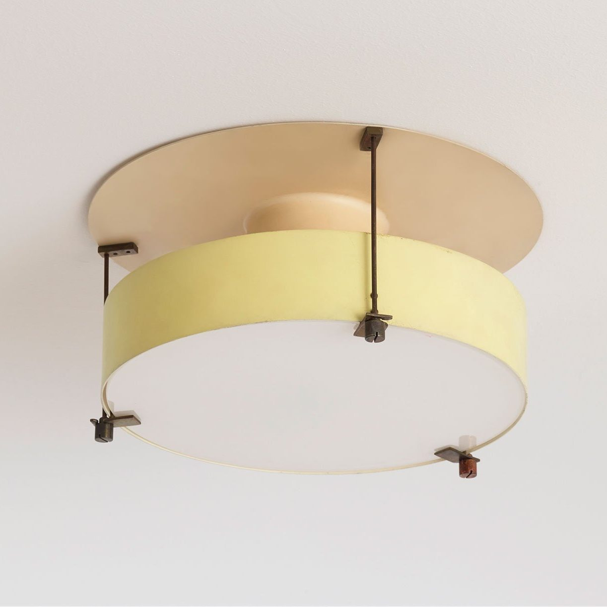 Tito Agnoli |                                  Ceiling light