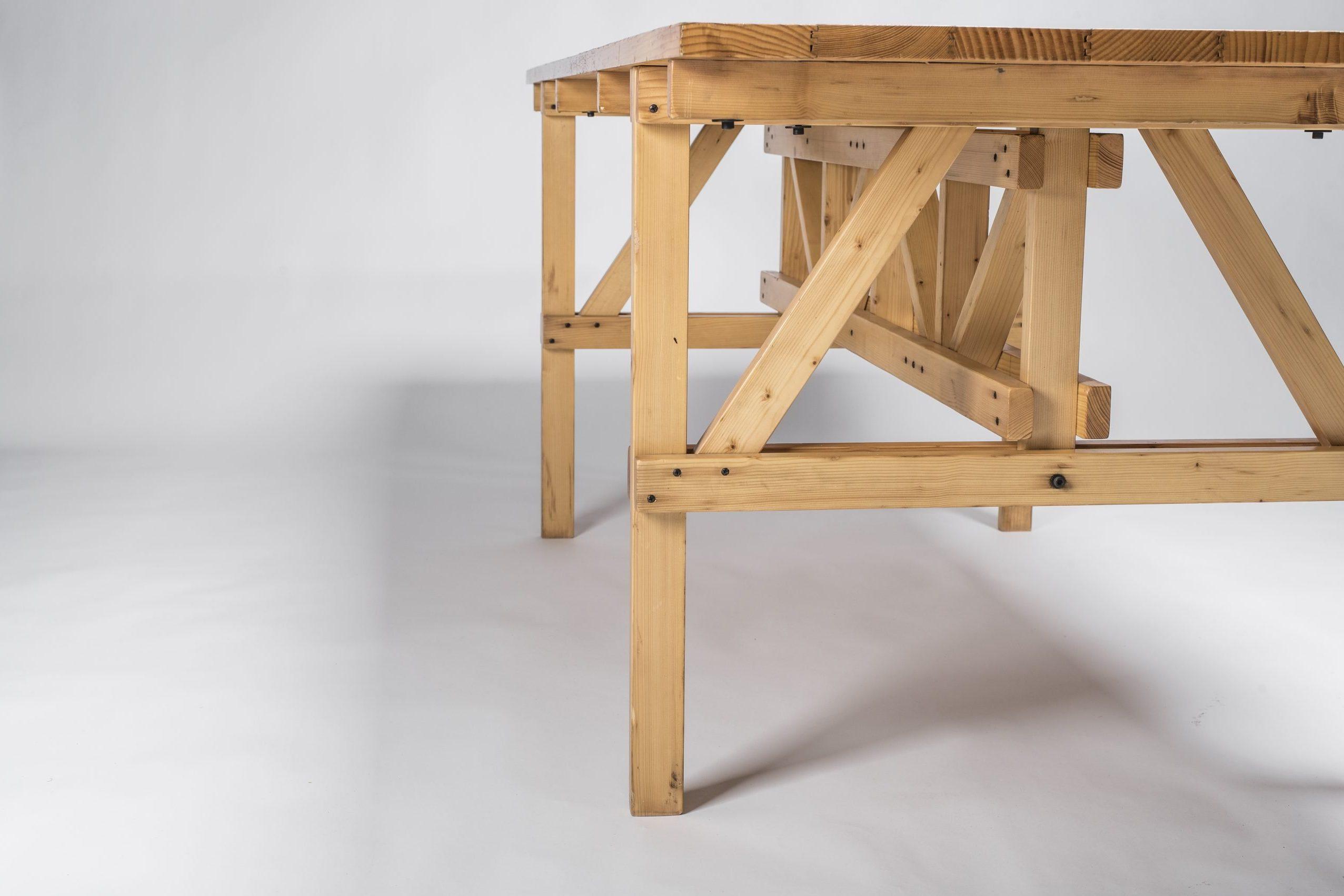 Enzo Mari |  Table - Autoprogettazione
