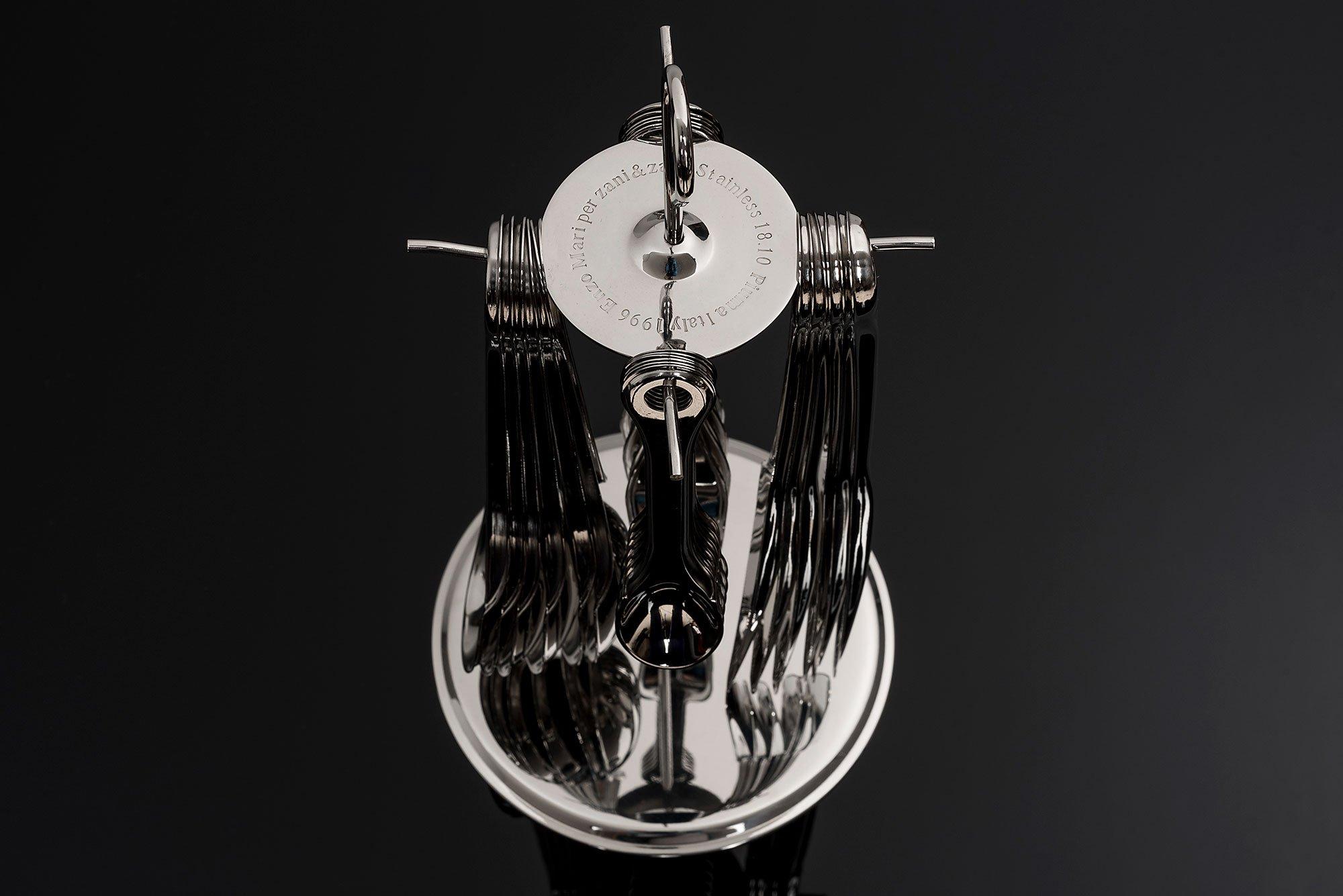 Enzo Mari |                              Piuma cutlery set