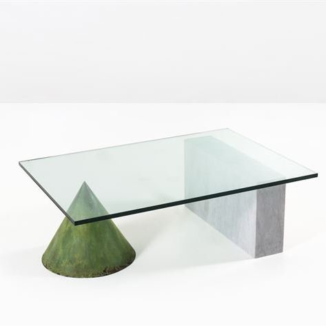 Massimo Vignelli and Lella Vignelli |  Kono Table