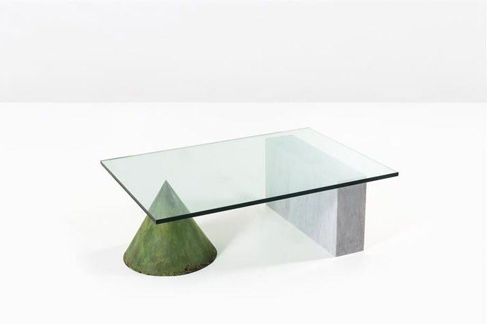 Massimo Vignelli and Lella Vignelli |                              Kono Table
