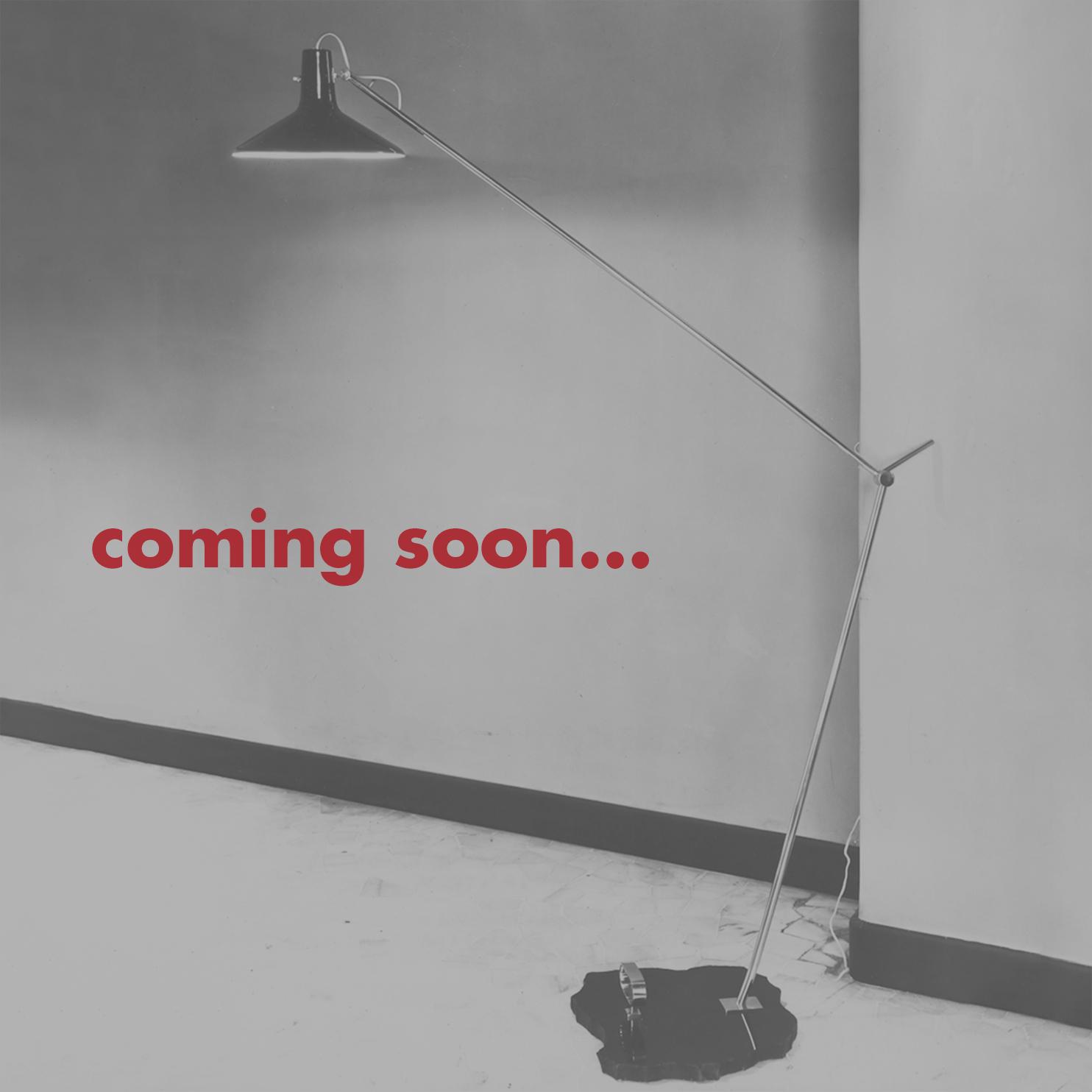 Gino Sarfatti |                                  Floor lamp mod. 1033a