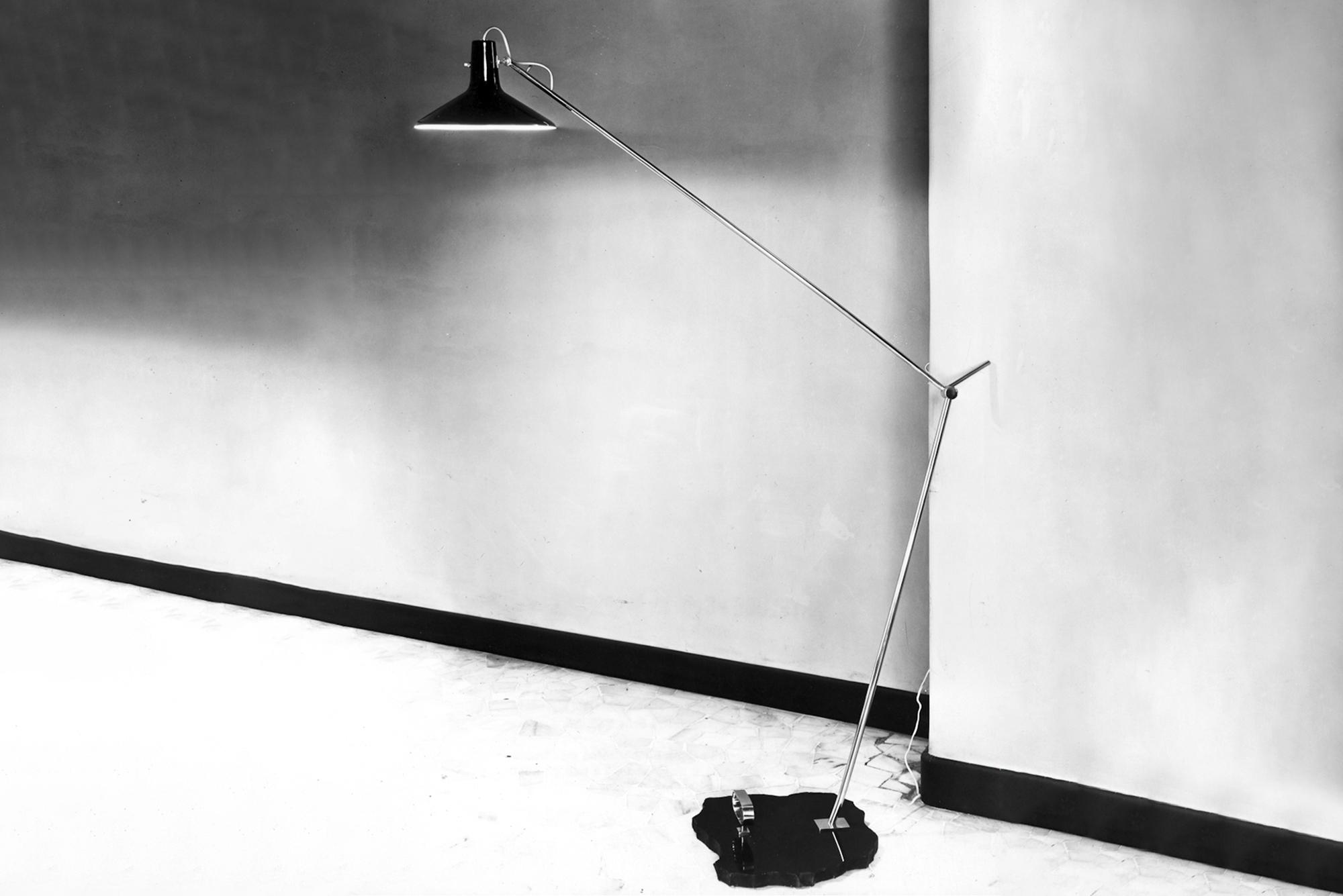 Floor lamp mod. 1033a
