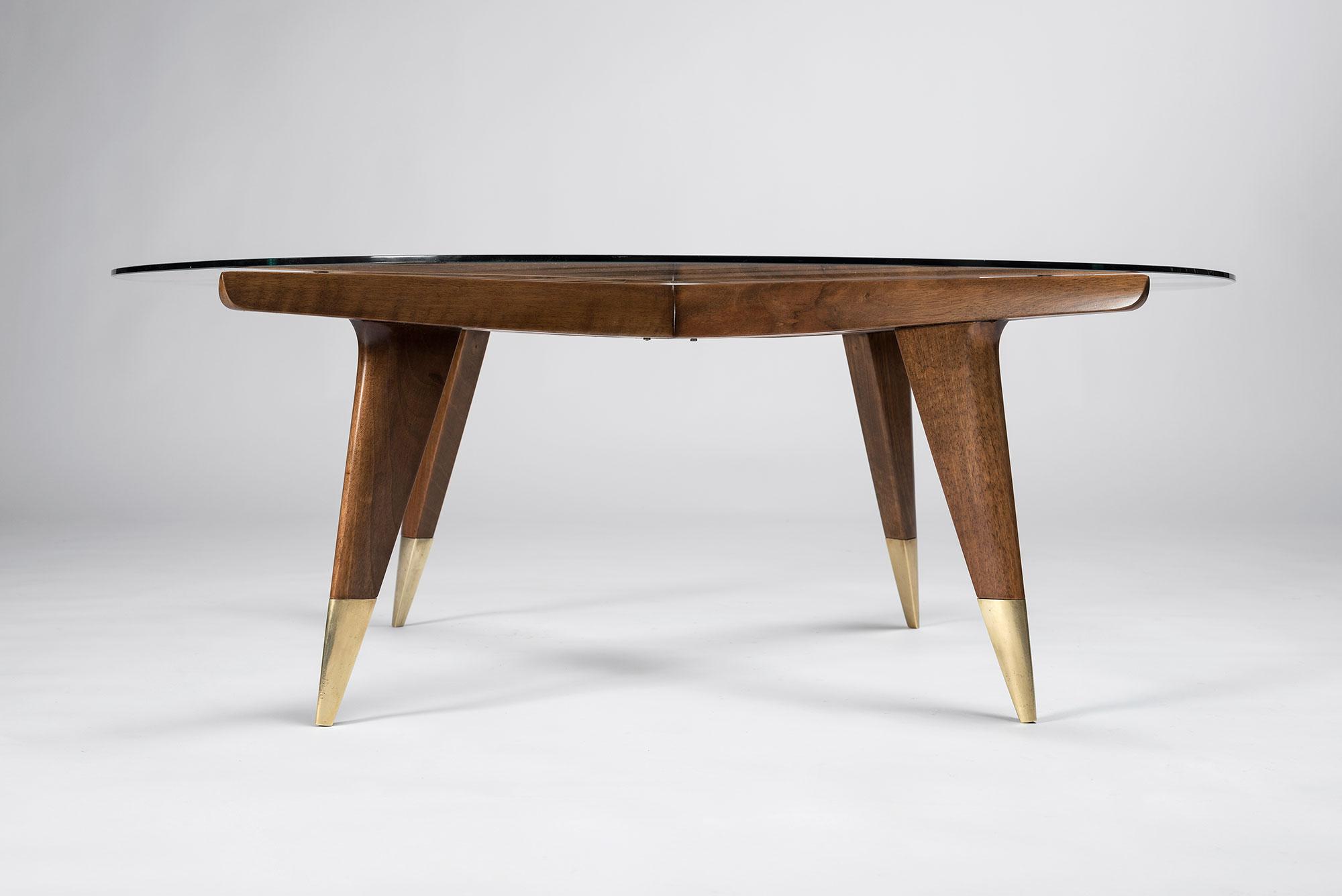 Gio Ponti |                              Coffee table no. 1101
