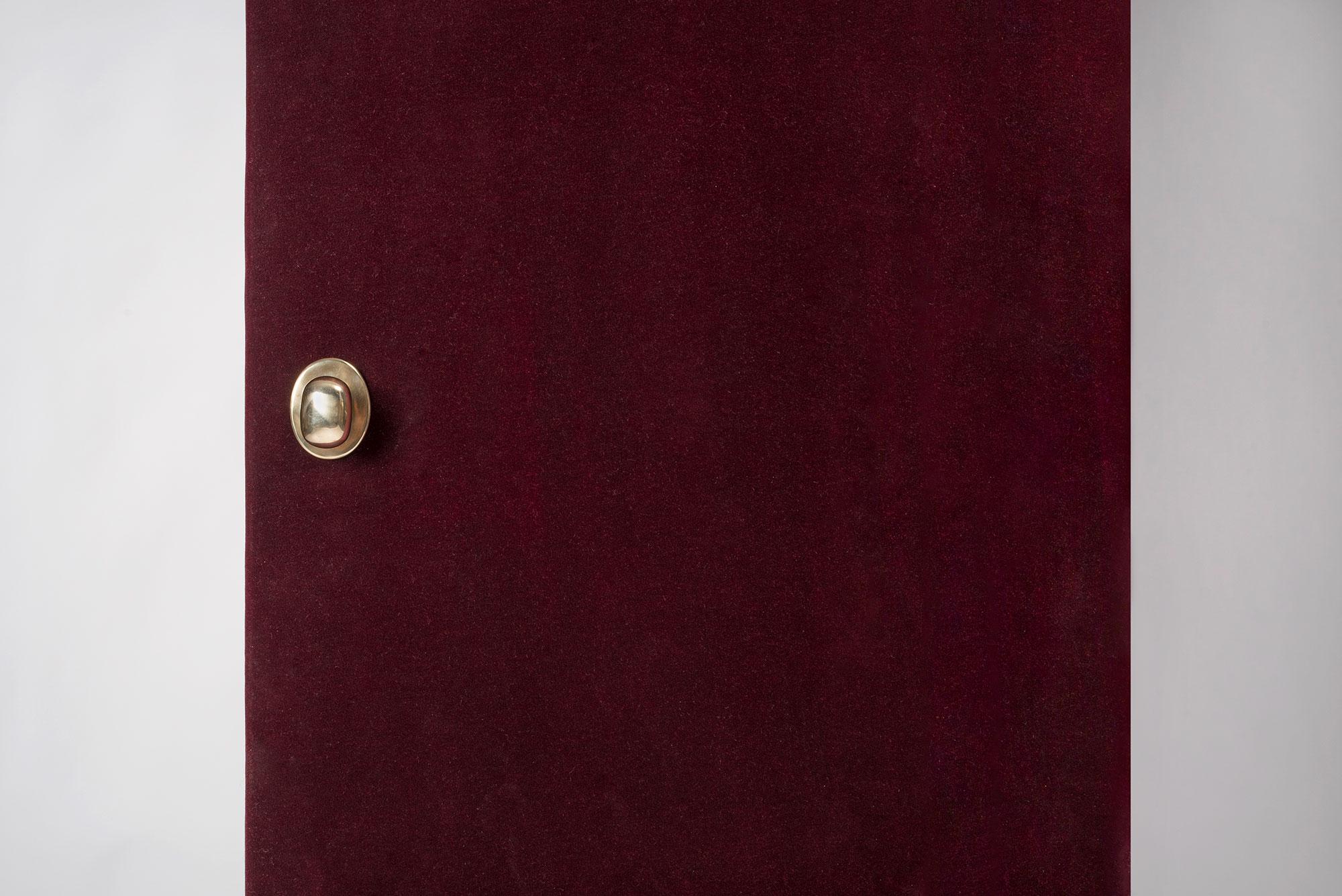 Luigi Caccia Dominioni  |                              M 3 centered doorknob