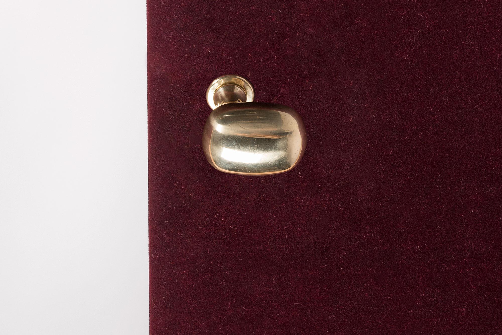 Luigi Caccia Dominioni  |                              M 3 doorknob
