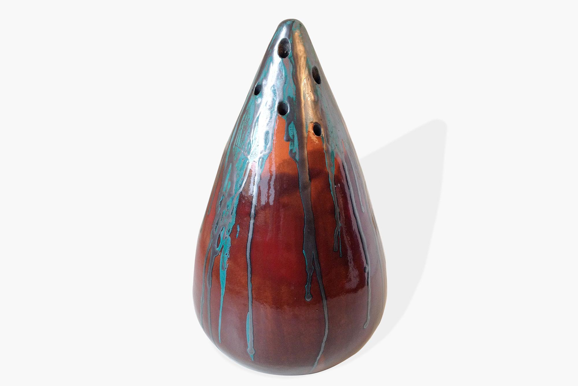Renato Bassoli  |                              Ceramic vase