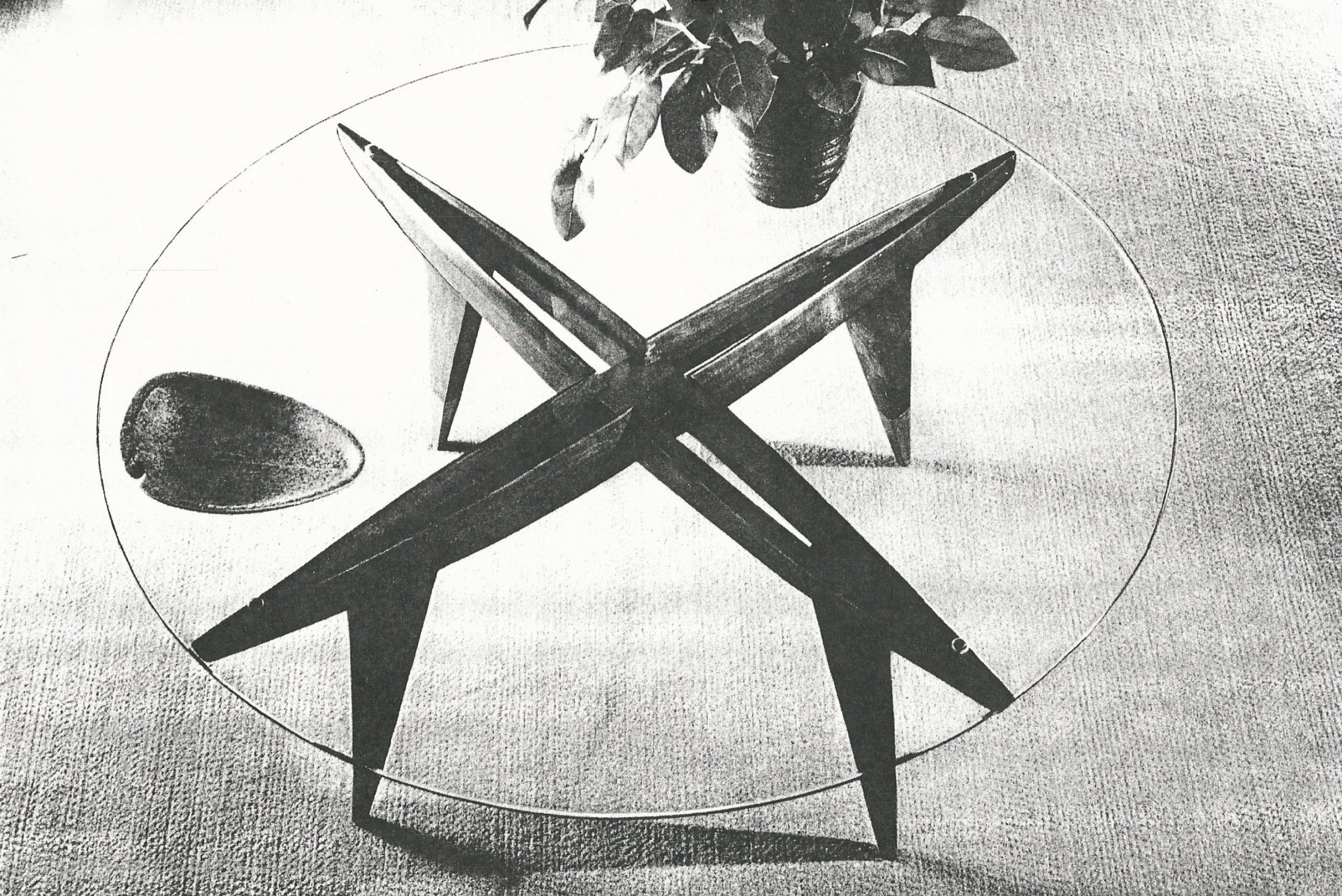 Coffee table no. 1101
