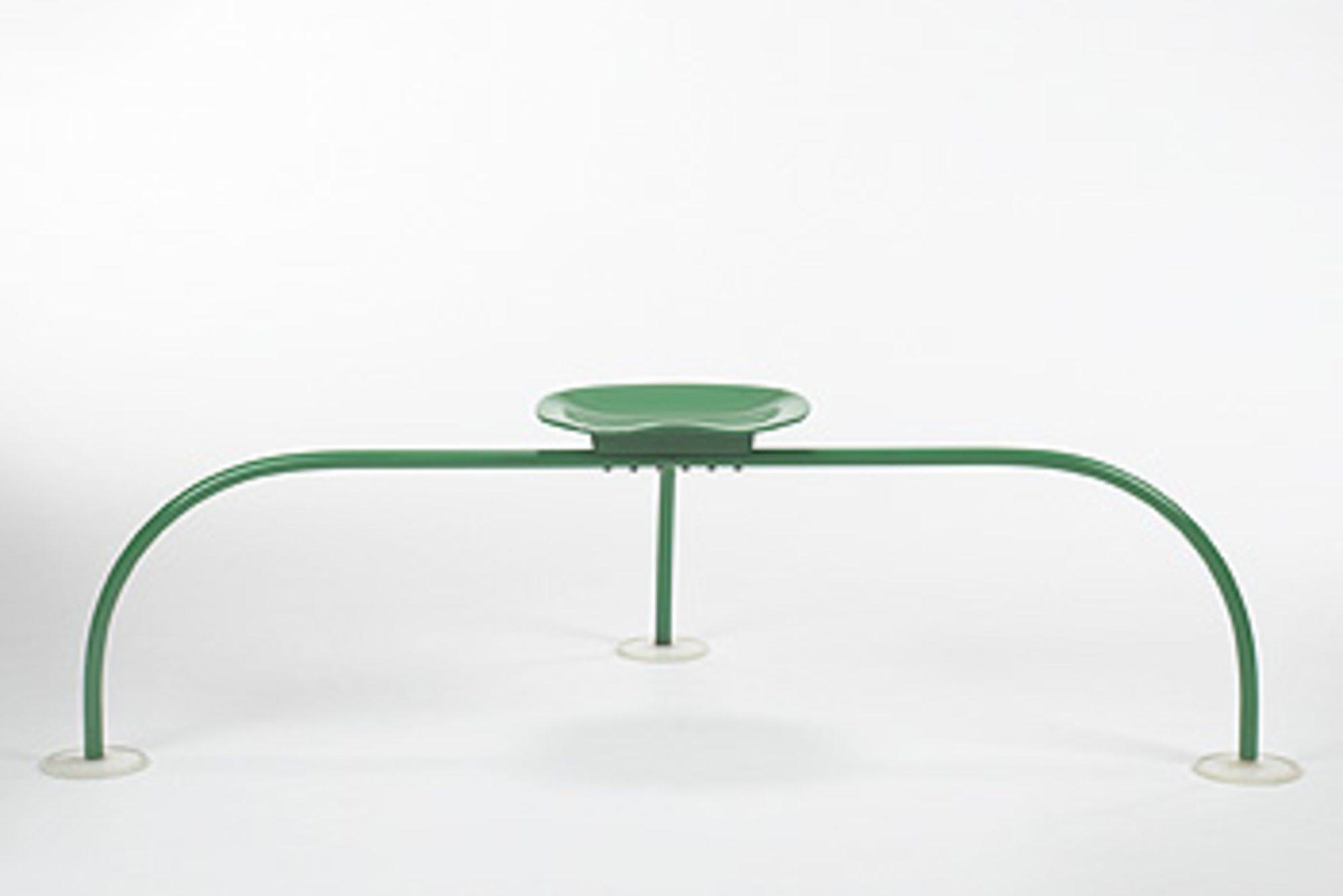 Allunaggio stool by Achille and Pier Giacomo Castiglioni