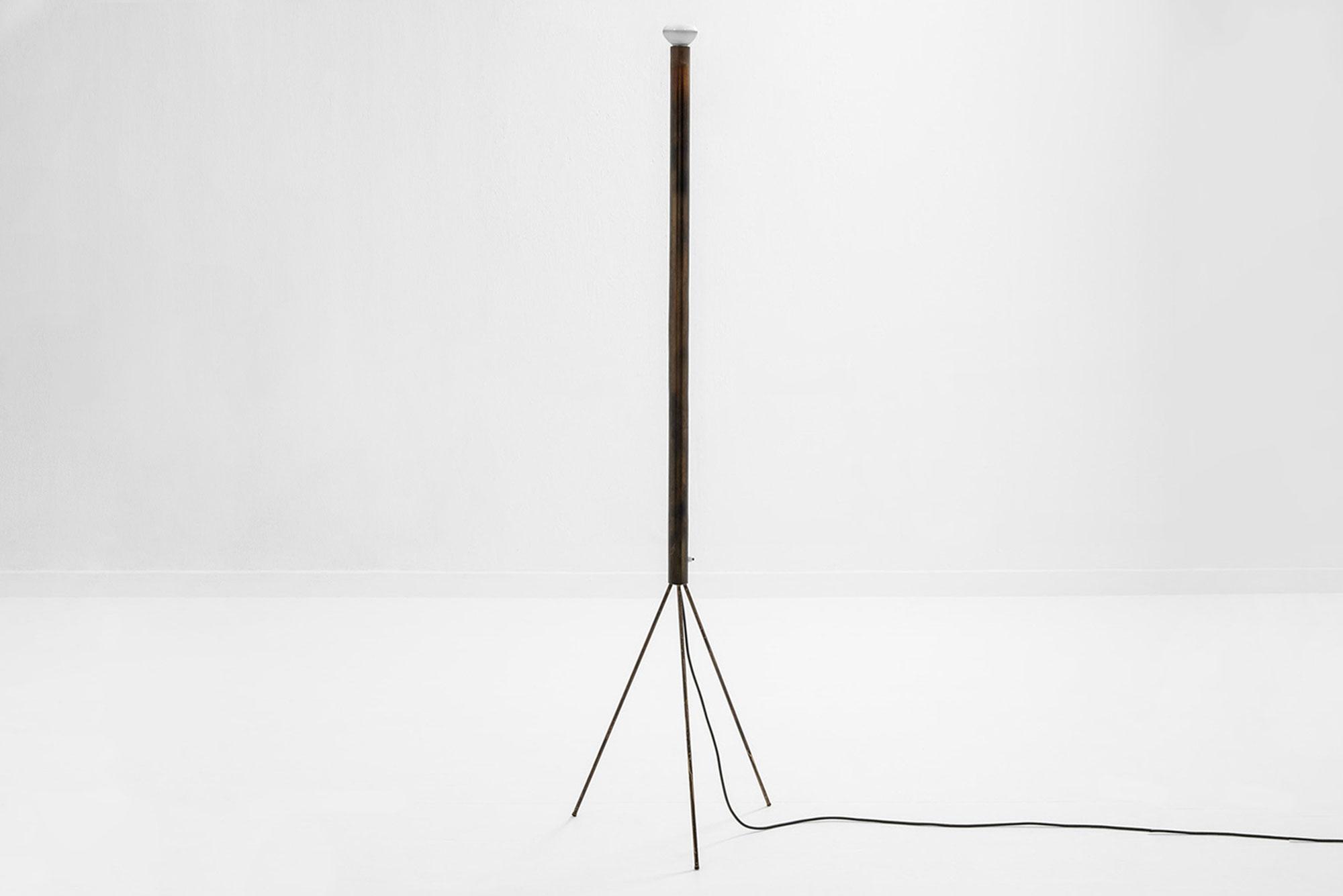 Luminator floor lamp by Pier Giacomo and Achille Castiglioni
