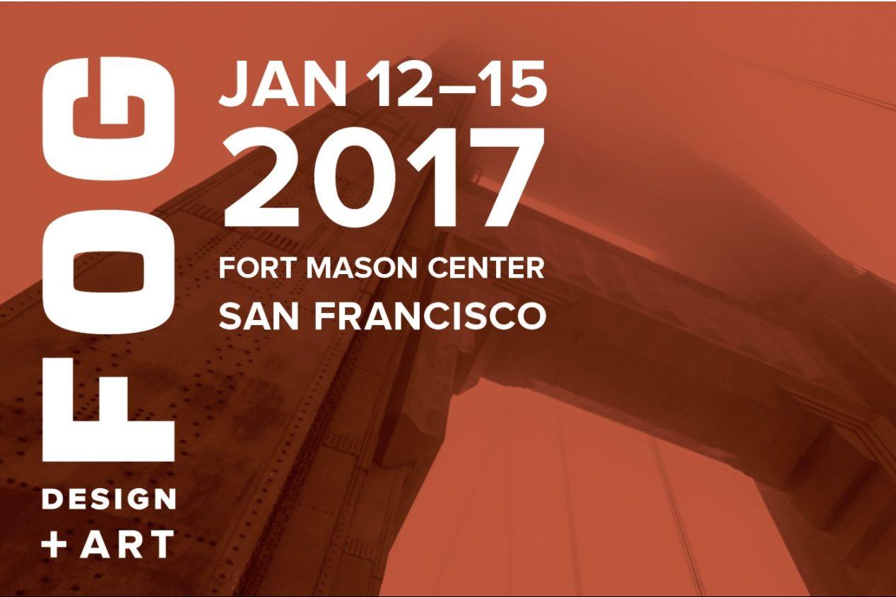 FOG Art + Design exhibition in San Francisco in 2017 Casati Gallery
