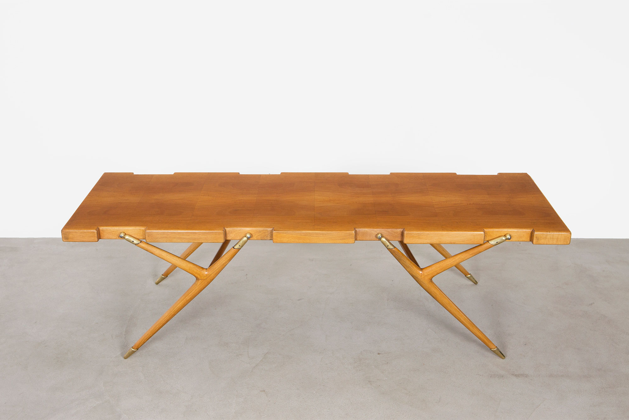 Ico Parisi  |                              Coffee table, model 1112