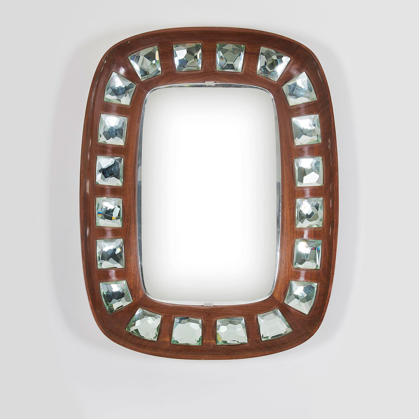 Max Ingrand  |                                  Mirror, model 2045