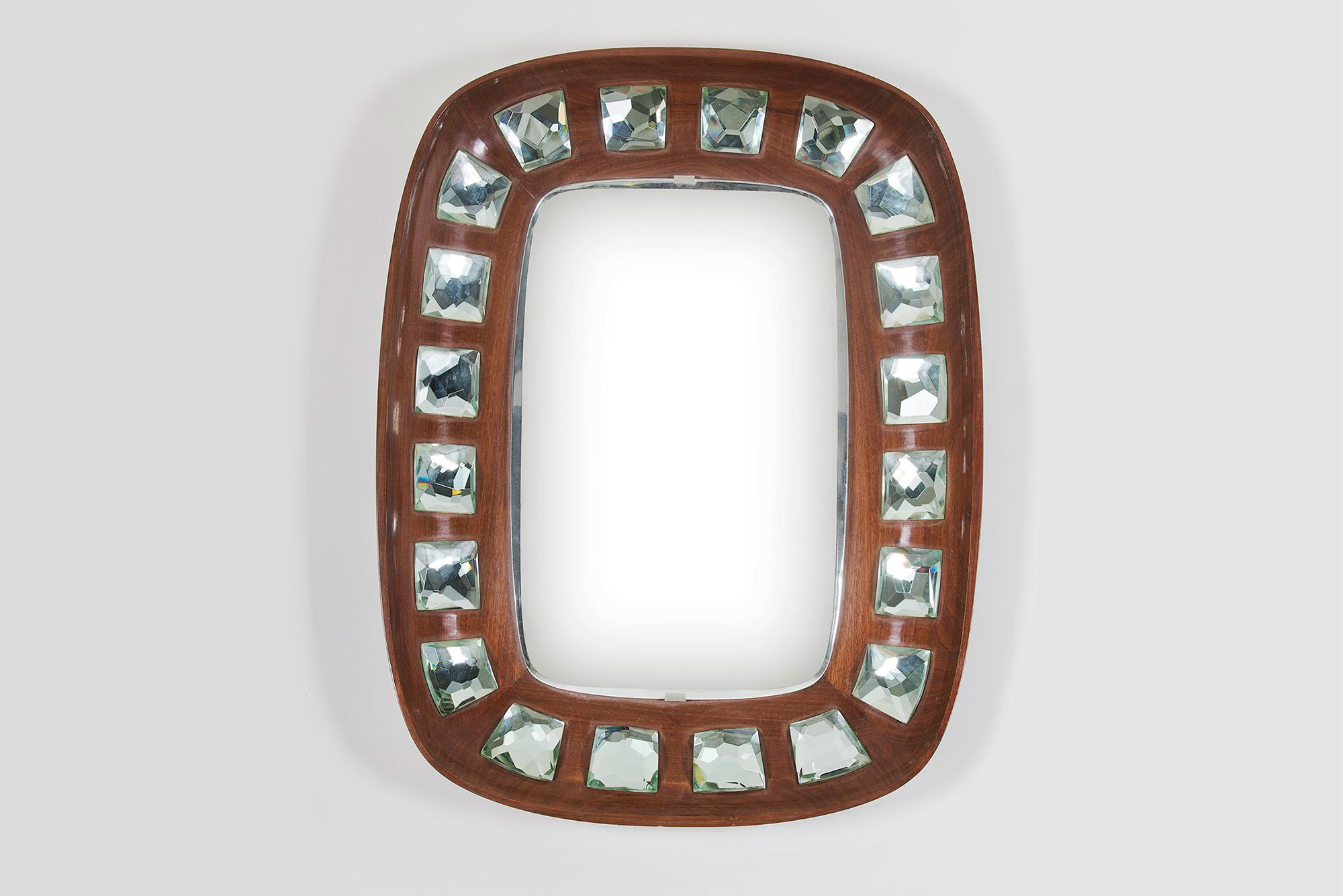Max Ingrand  |                              Mirror, model 2045