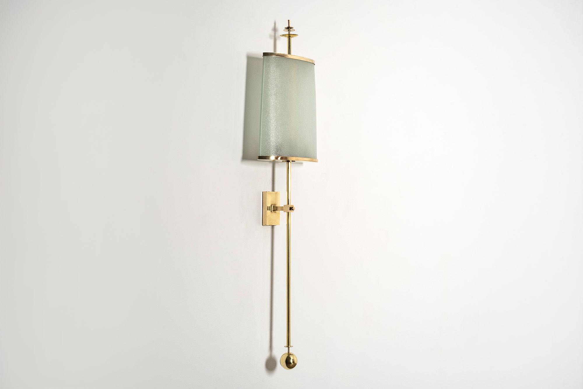 Pietro Chiesa  |                              Wall lamp
