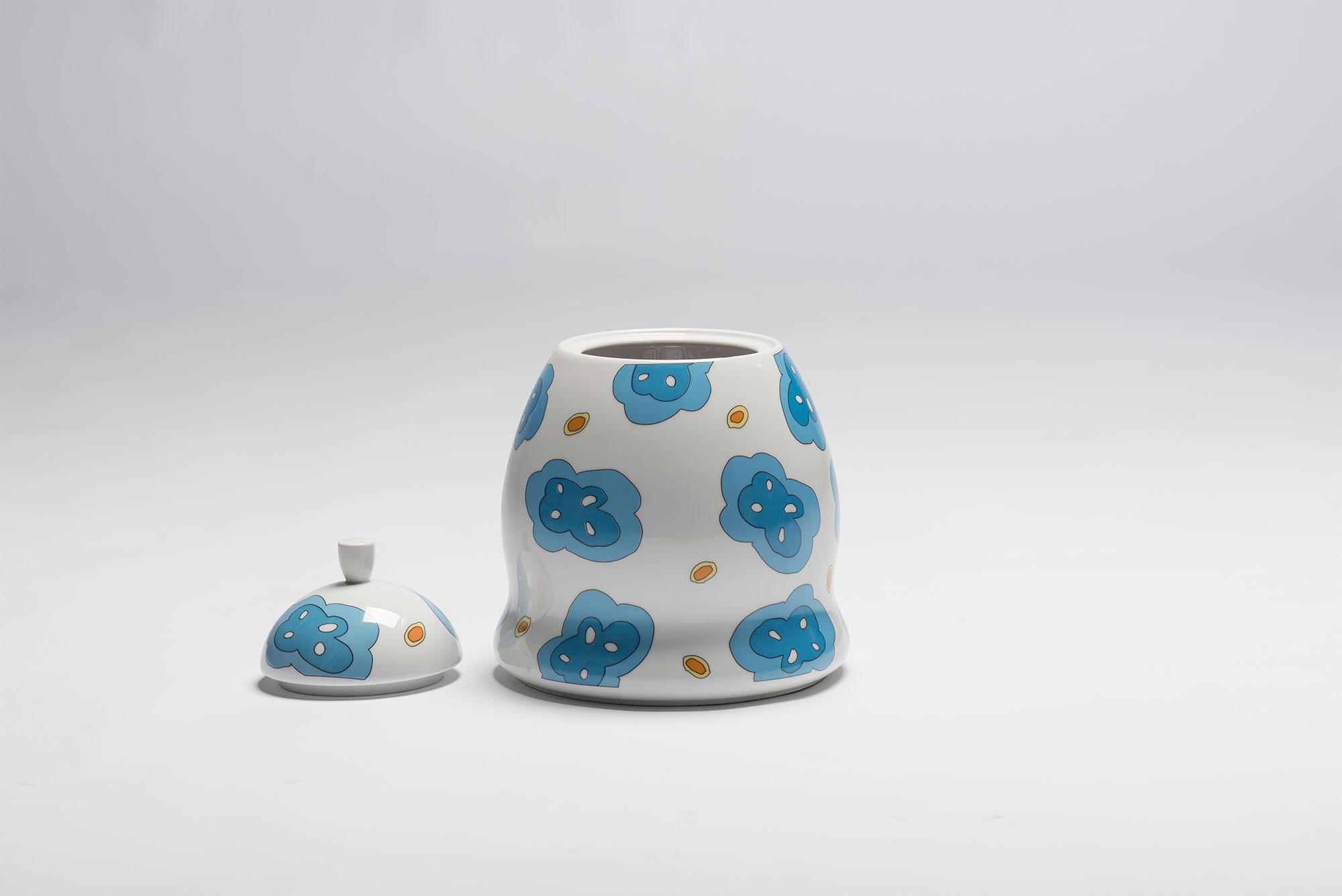 Sowden Design |                              Jar vase