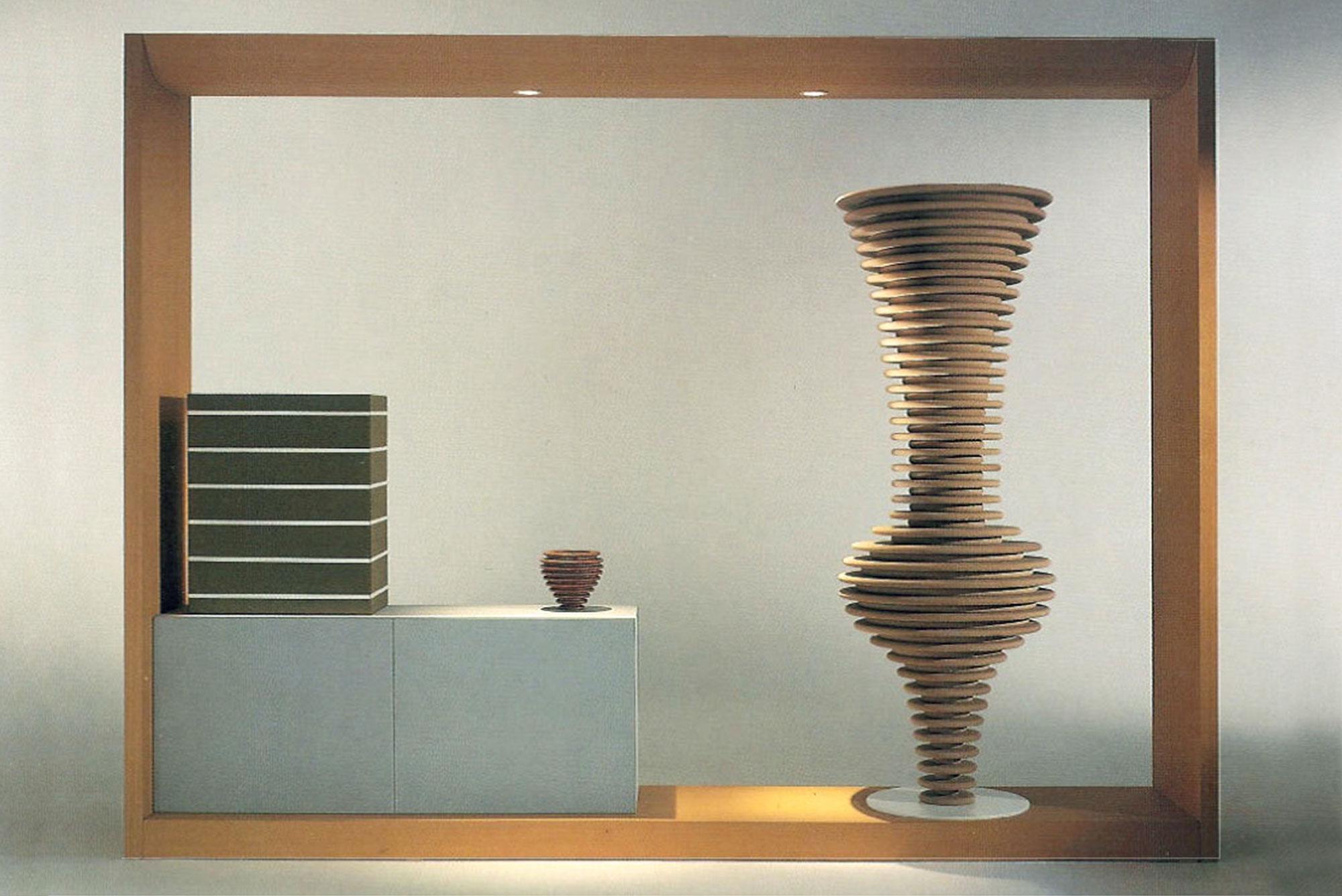 Andrea Branzi  |                               Grande Arco cabinet