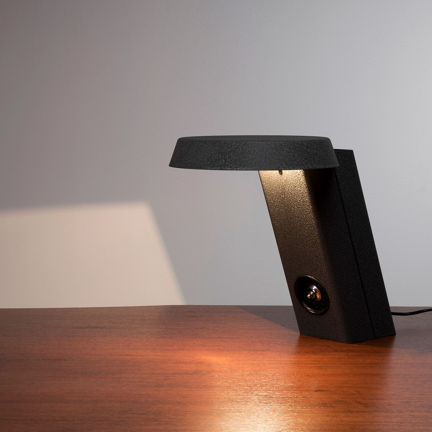 Gino Sarfatti  |                                  Desk lamp, model 607