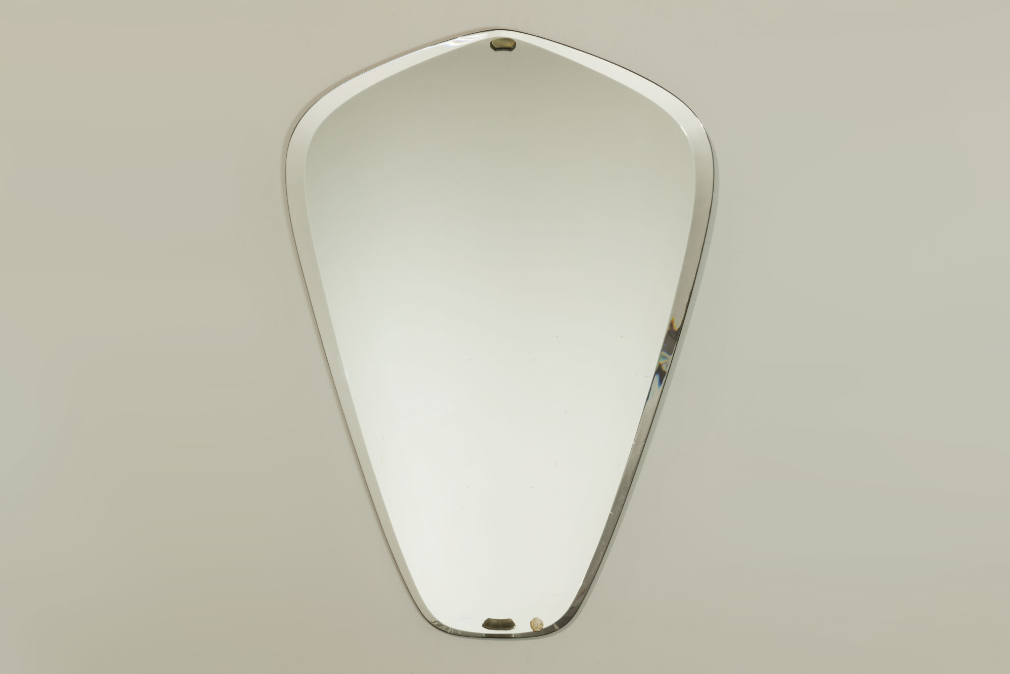 Max Ingrand |                              Oval mirror