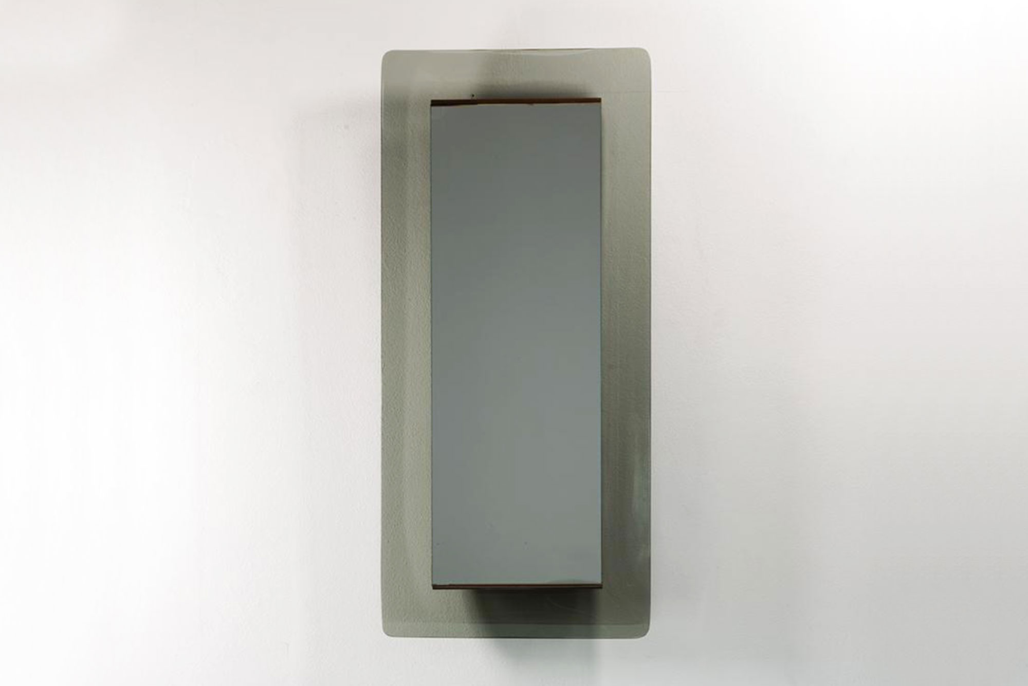 Mirror made by Fontana Arte