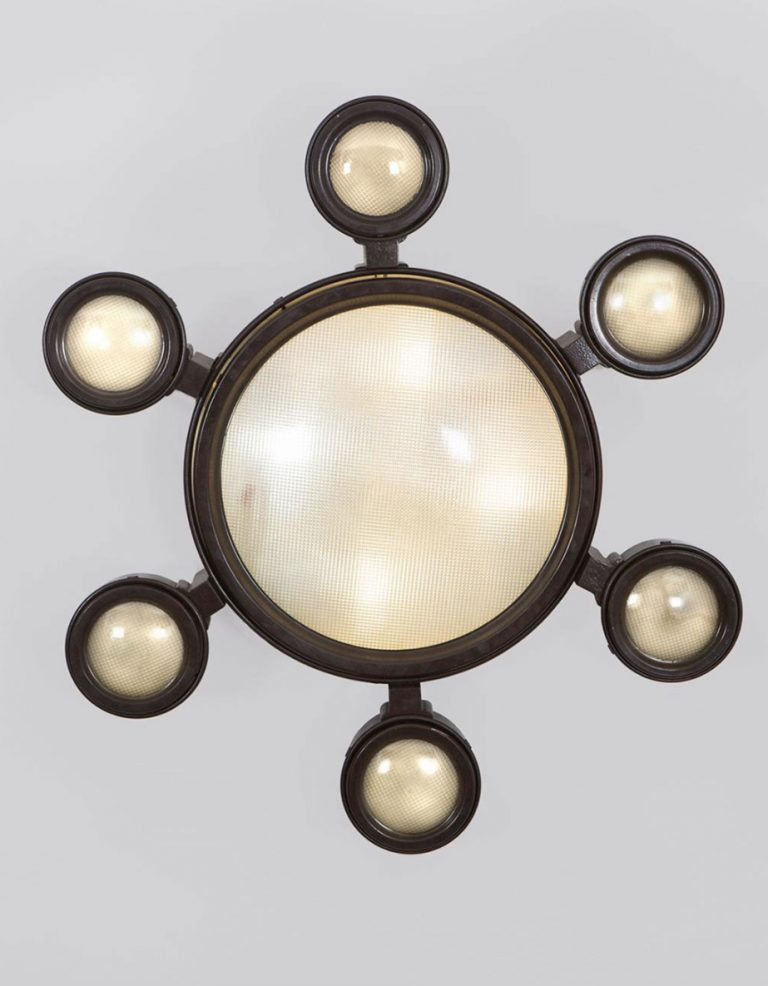Studio BBPR Plafonnier/Ceiling light model 204 at Casati Gallery