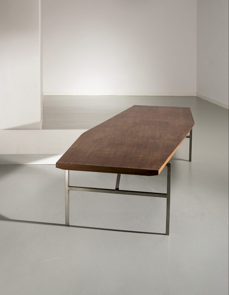 Giovanni Offredi custom made dining table for Casa C.