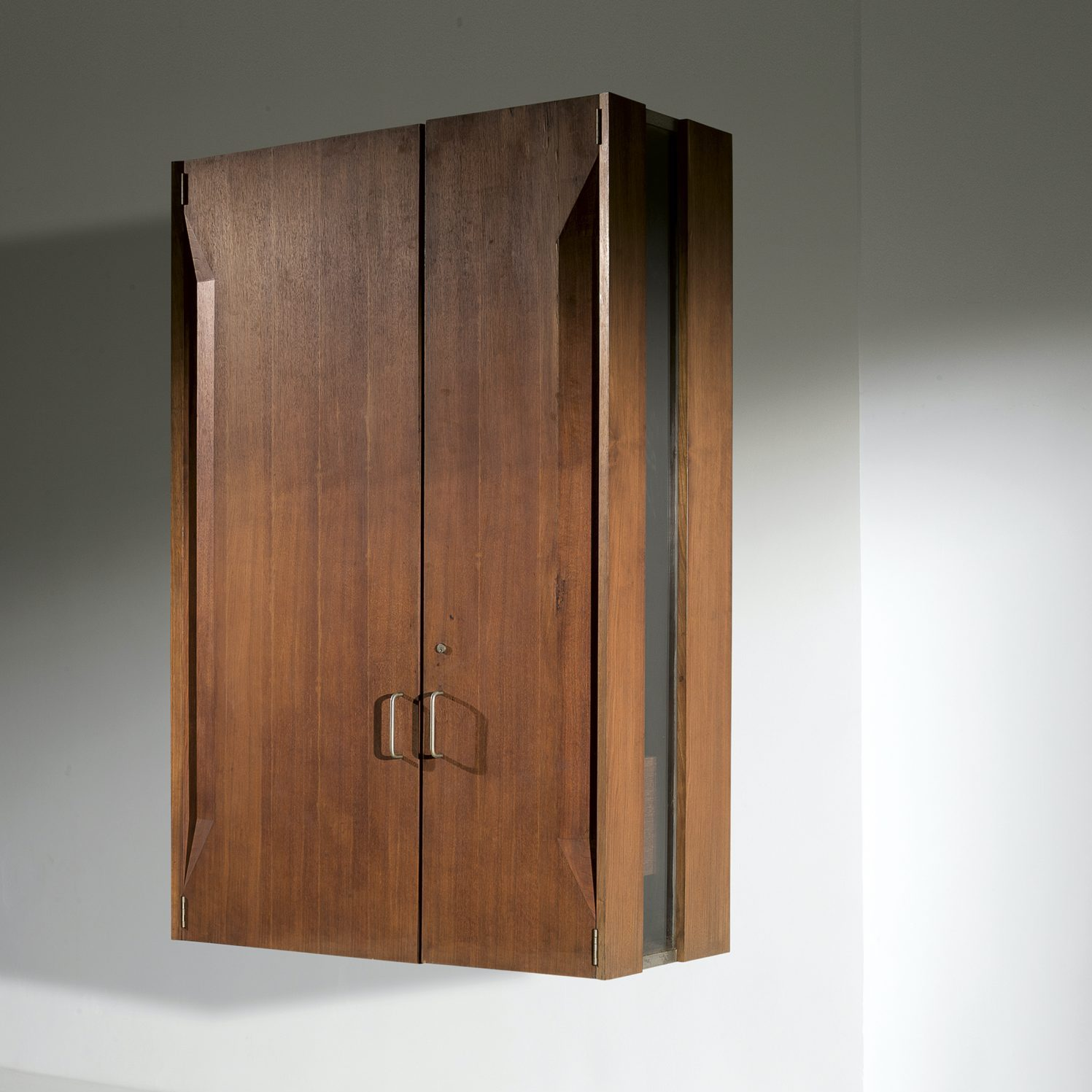 Giovanni Offredi |                                  Custom made wall cabinet for Casa C.