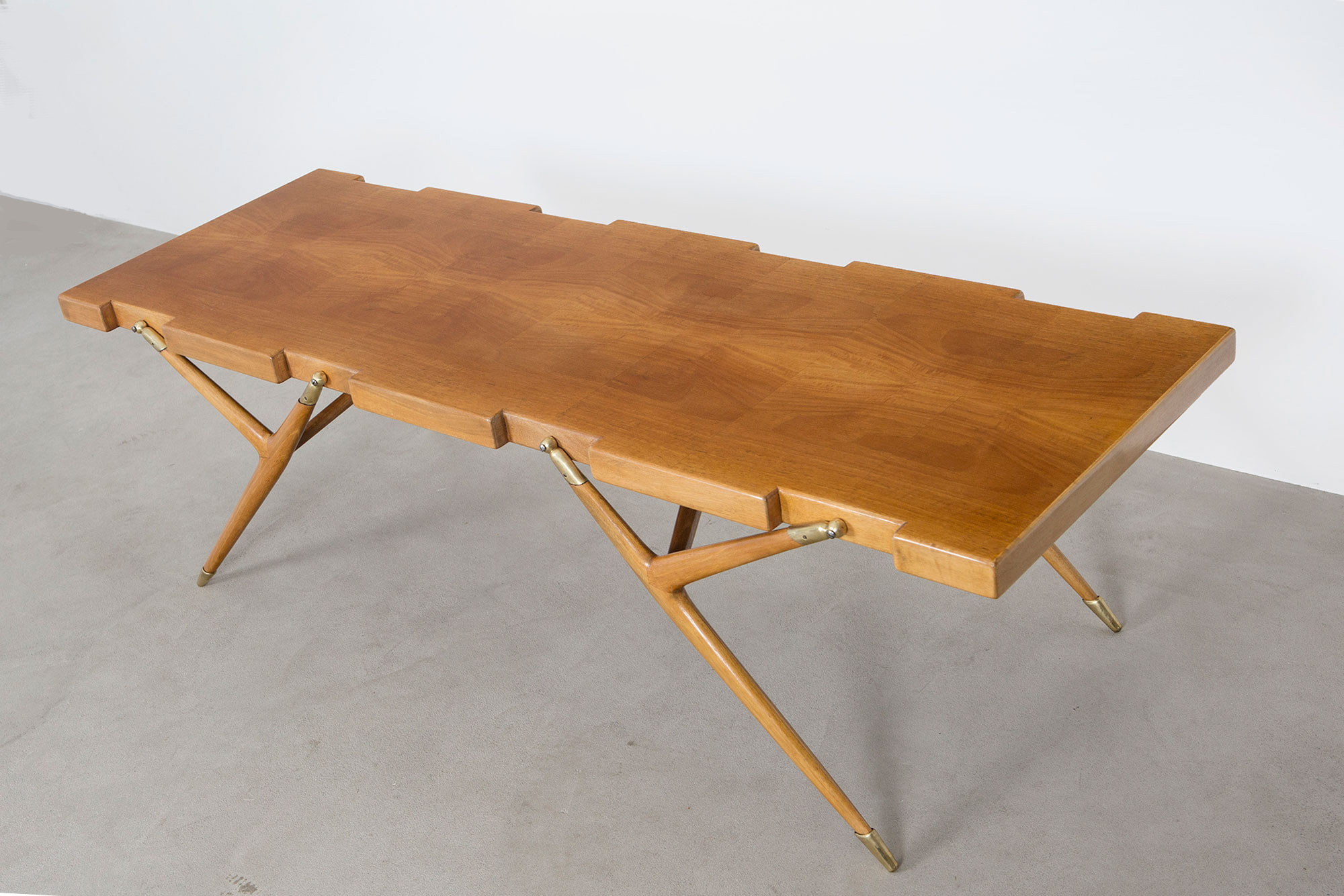 Ico Parisi  |                              Coffee table, model 1112