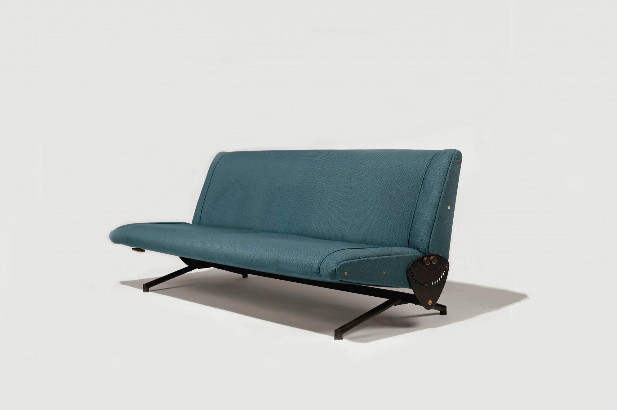 Osvaldo Borsani |                              Sofa-daybed Model D70