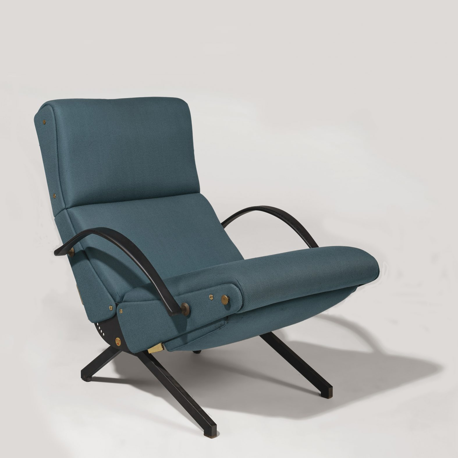 Osvaldo Borsani  |                                  Lounge Armchair P40