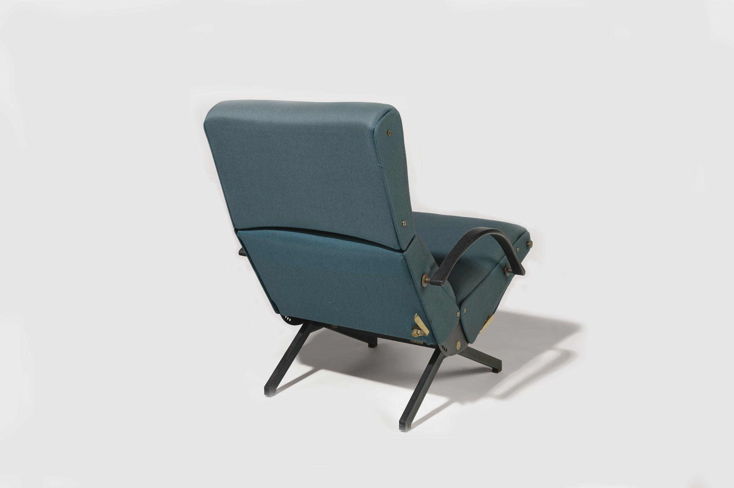 Osvaldo Borsani                                 Lounge Armchair P40