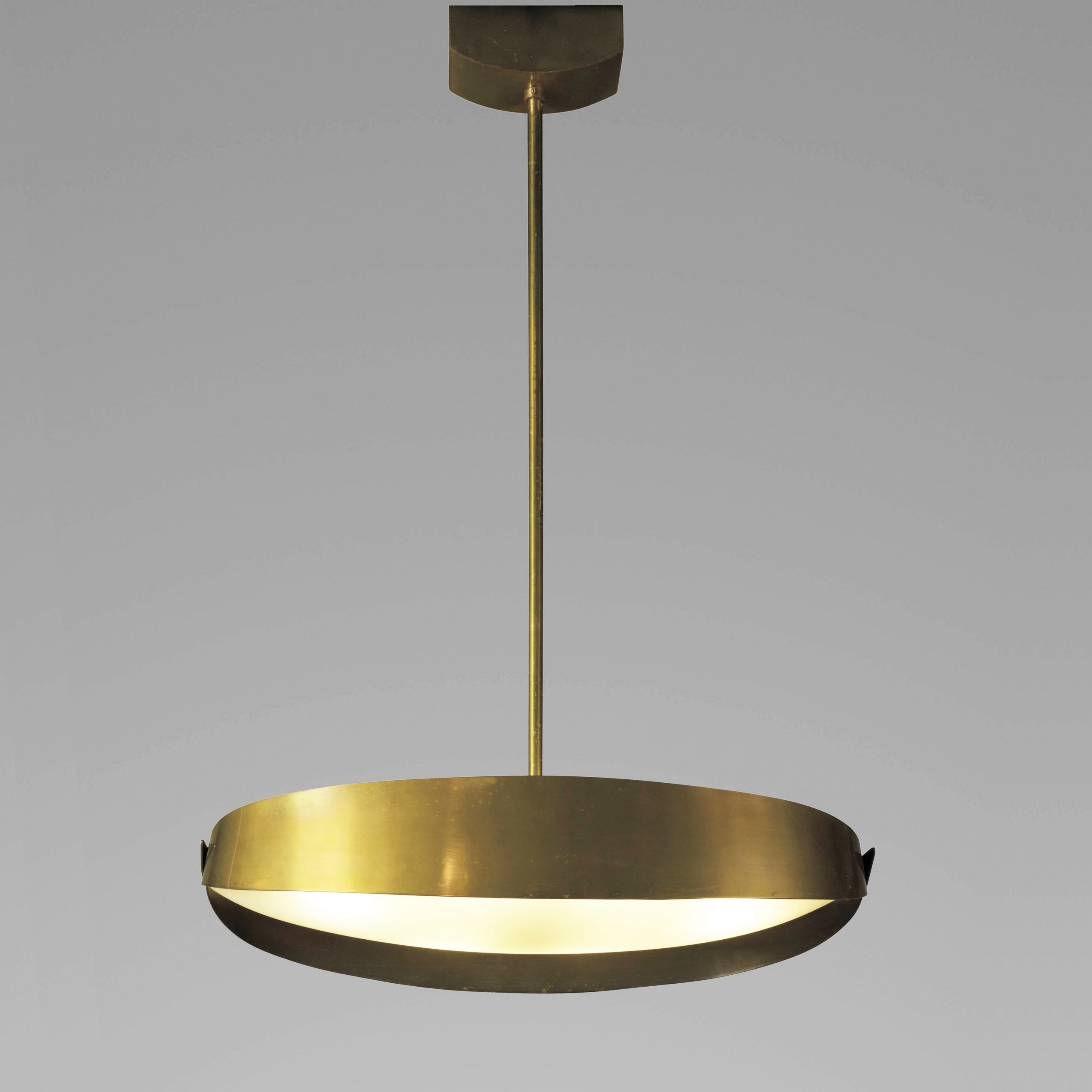 Max Ingrand |                                  Ceiling light mod. 1874 by Fontana Arte