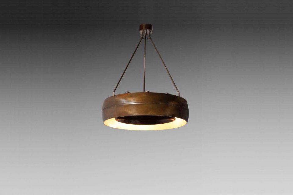 Studio BBPR |                              Custom made hanging ceiling light