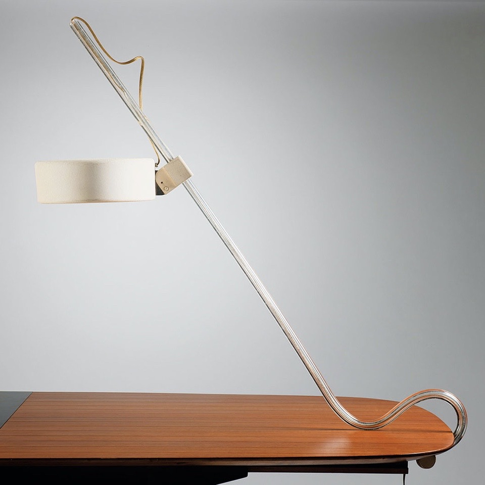 Gino Sarfatti |                                  Table lamp model 606