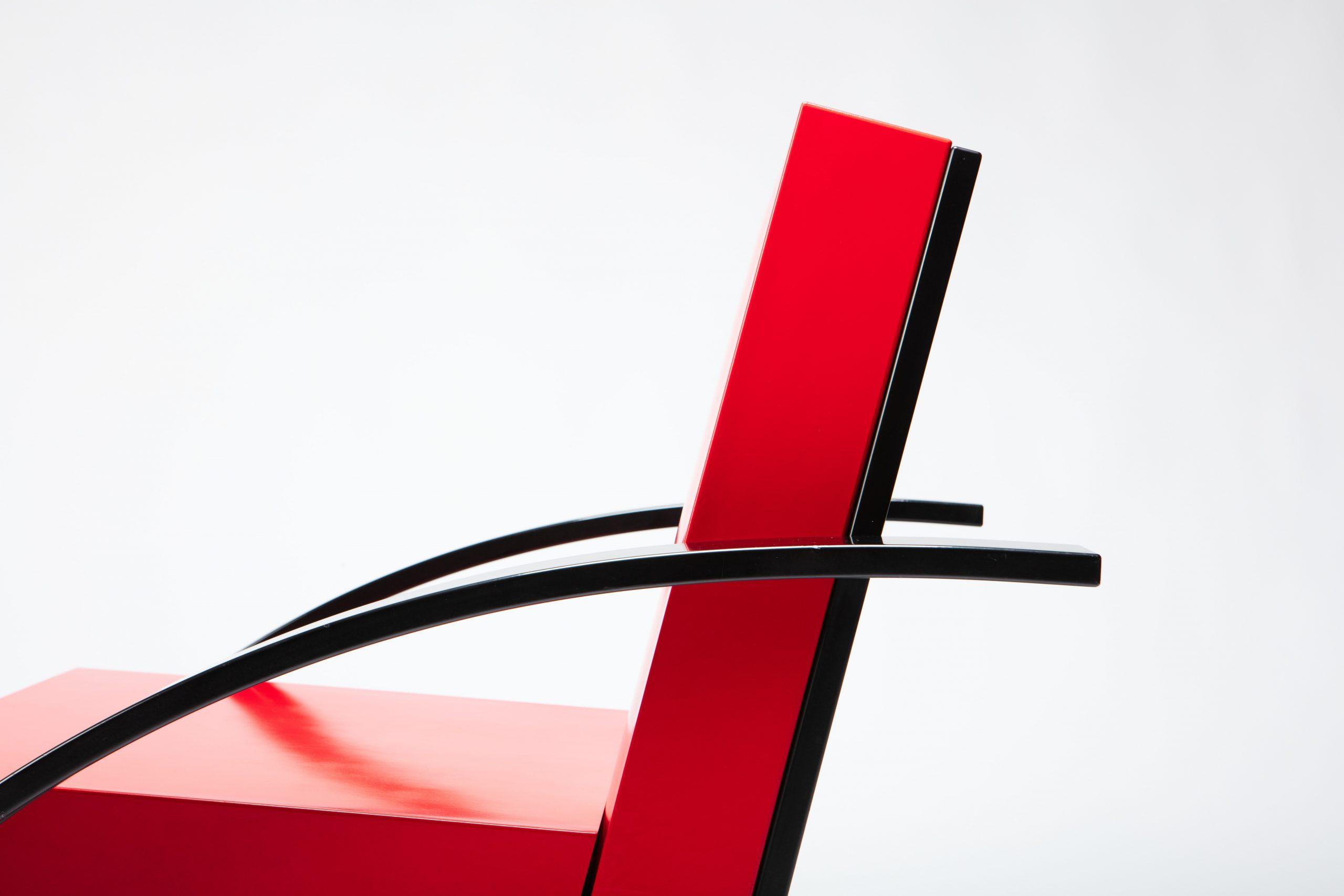 Aldo Rossi |                              Parigi chair
