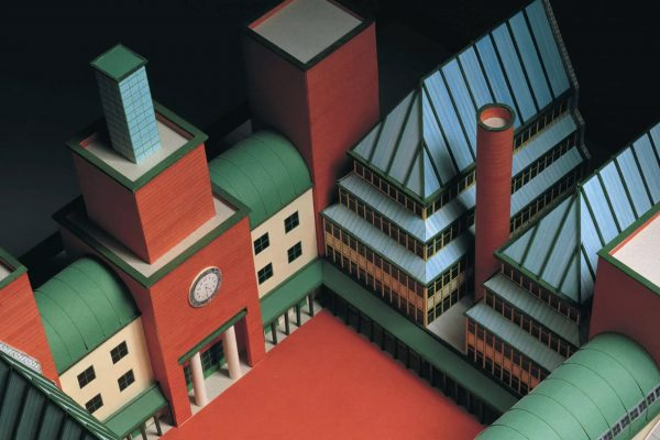 Comprehensive Exhibition of Aldo Rossi at the MAXXI Museum in Rome