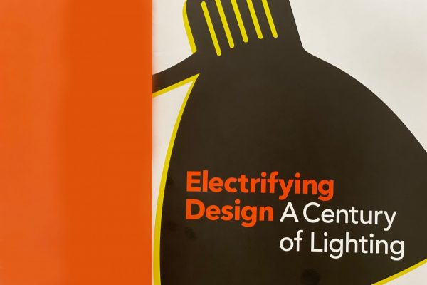 Electrifying Design Curated by Cindi Strauss at The Museum of Fine Arts in Houston